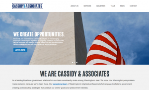 Cassidy website
