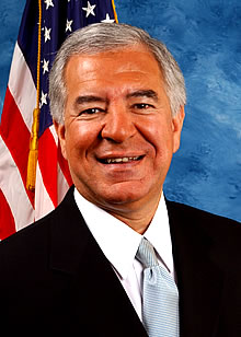 The Honorable Nick Rahall