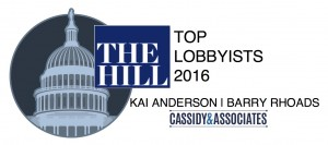Washingon top lobbyists 2016
