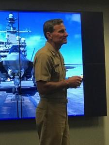 Admiral Paul Grosklags
