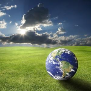 earth on turf