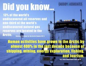 Arctic Encounter Cassidy