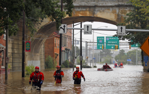 extreme weather infrastructure
